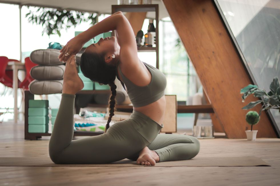 3 Positive Life Changes I've Experienced Since Giving Yoga A Try