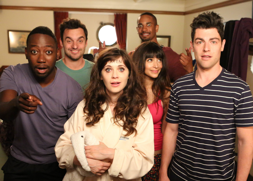 15 New Girl Moments To Sum Up My Mental State During Finals