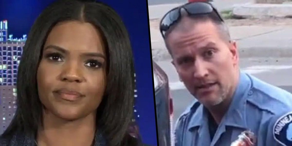 Candace Owens Says Derek Chauvin's Verdict Was 'Wrong' and 'Polluted From Start to Finish'