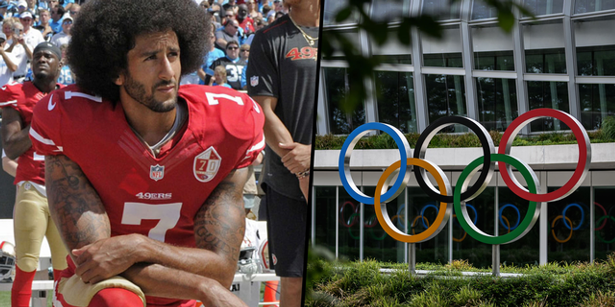 Taking the Knee for Black Lives Matter Will Be Banned at Tokyo Olympics