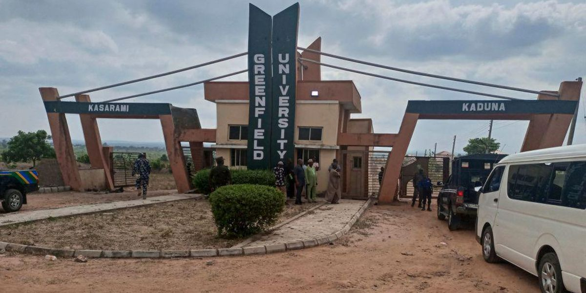 Students from Nigeria's Greenfield University Abducted