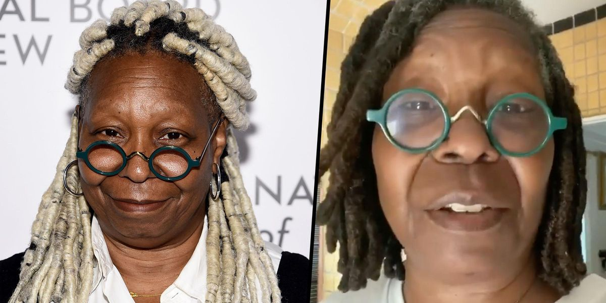Whoopi Goldberg Is Writing a Superhero Movie About an Older Black Woman