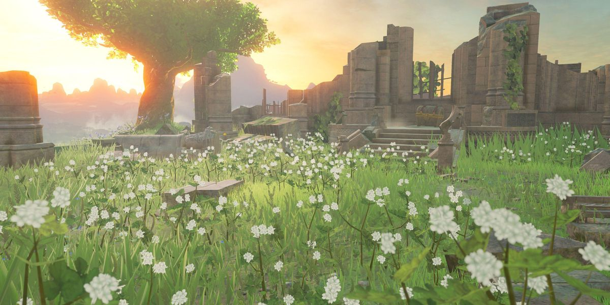 9 Gorgeous Open-World Games to Explore on Earth Day