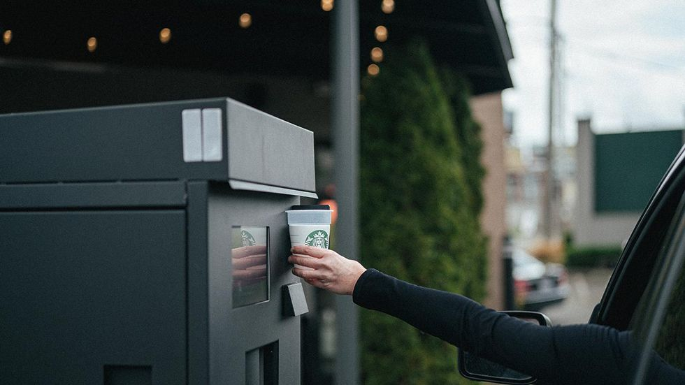 Starbucks Pilots Reusable Cups in Seattle, But Does the New Program Go Far Enough?