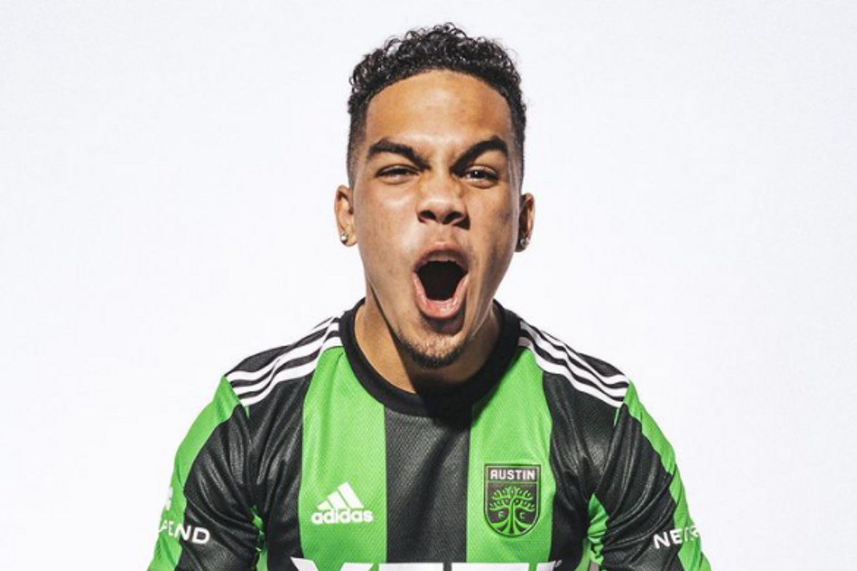 'Surrounded by stars': No. 1 SuperDraft pick Daniel Pereira has big shoes to fill at Austin FC