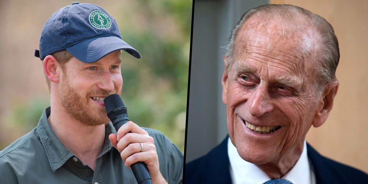 Prince Harry Honors Late Prince Philip in Heartfelt Earth Day Message