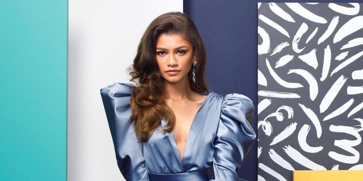 Zendaya's Vintage YSL Gown Comes From Black Fashion Royalty