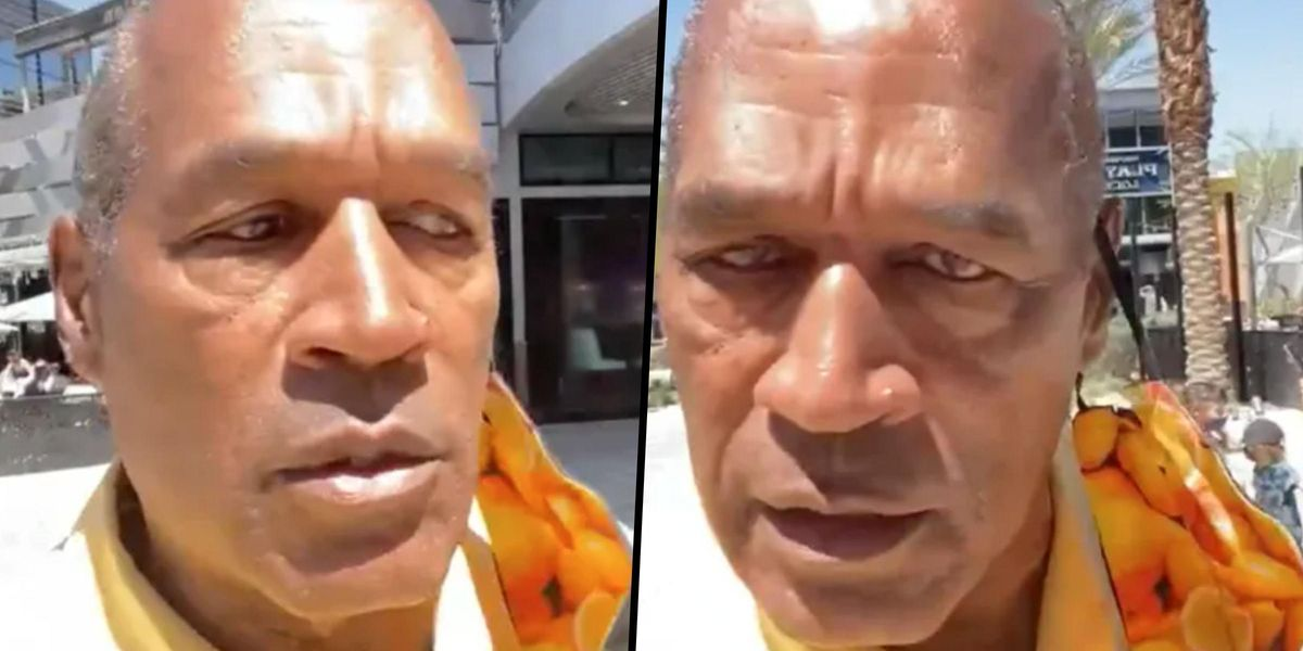 OJ Simpson Slammed For Rant About How Letting Trans Athletes Compete Is 'Unfair' to Women