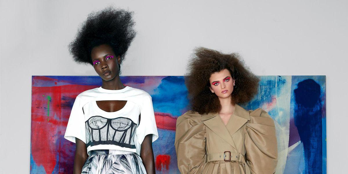 PAPER Fashion: Nancy Pantirer's Colorful Archives