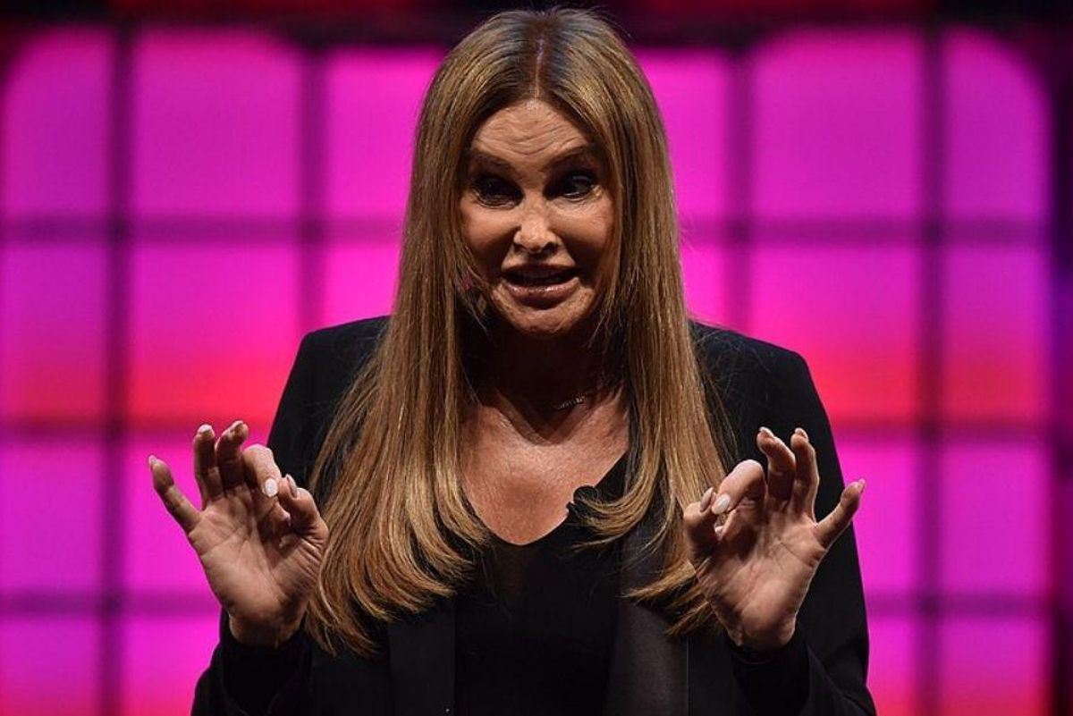 You can be against Caitlyn Jenner's run for governor — just don't be transphobic about it