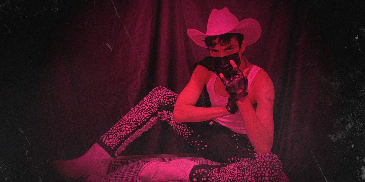Boy Sim Unpacks His Vampire-Cowboy Inspired Album