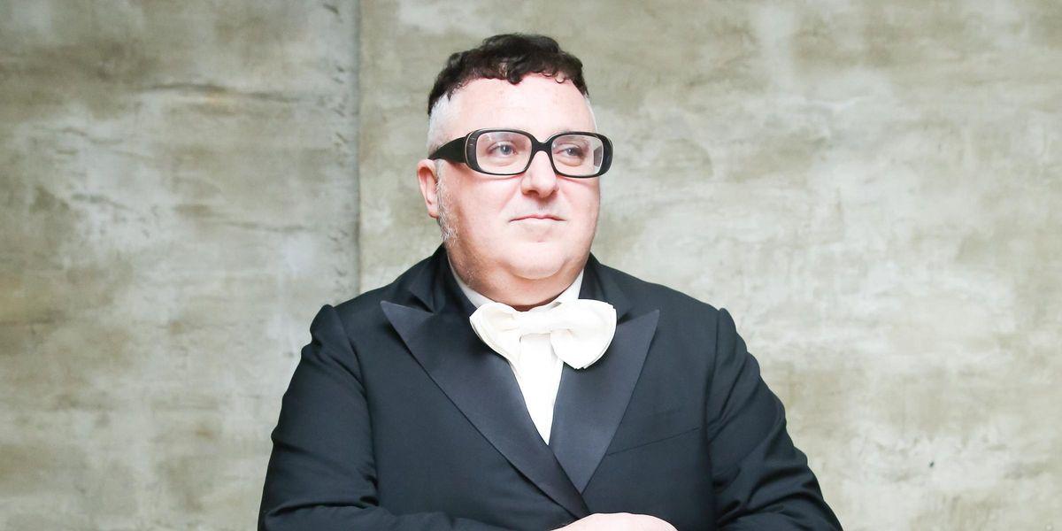 Designer Alber Elbaz Dies at 59