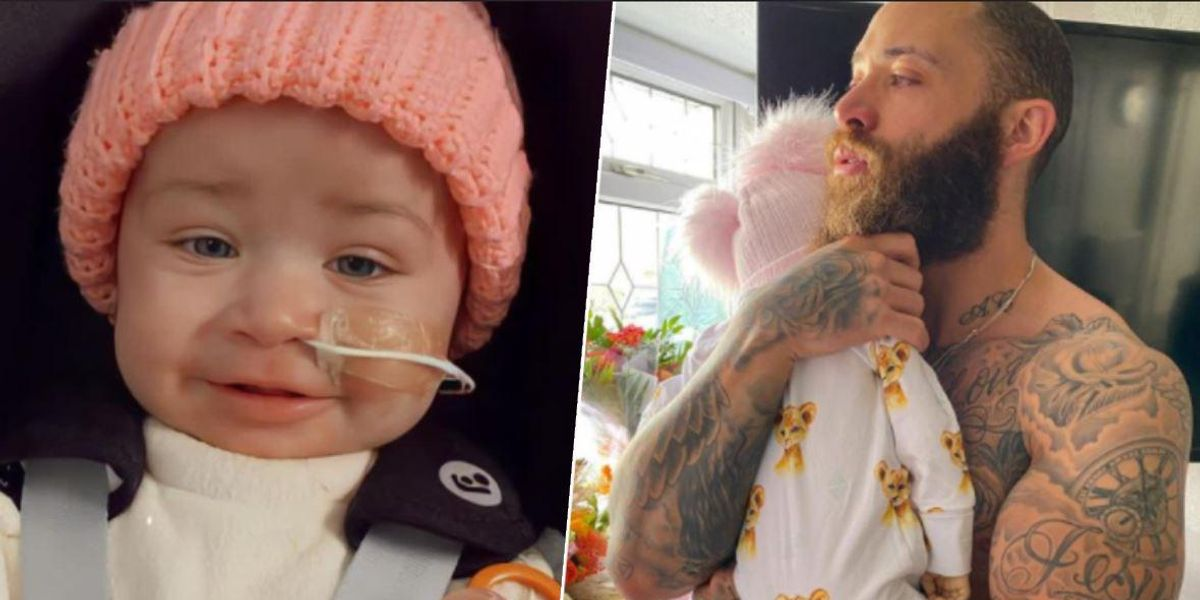 'The Challenge' Star Ashley Cain's Baby Daughter Azaylia Tragically Passes Away