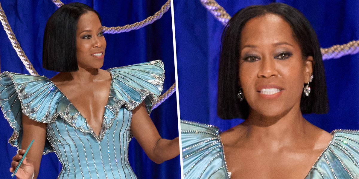 Regina King Praised For Her Speech About Derek Chauvin While Presenting the Oscars