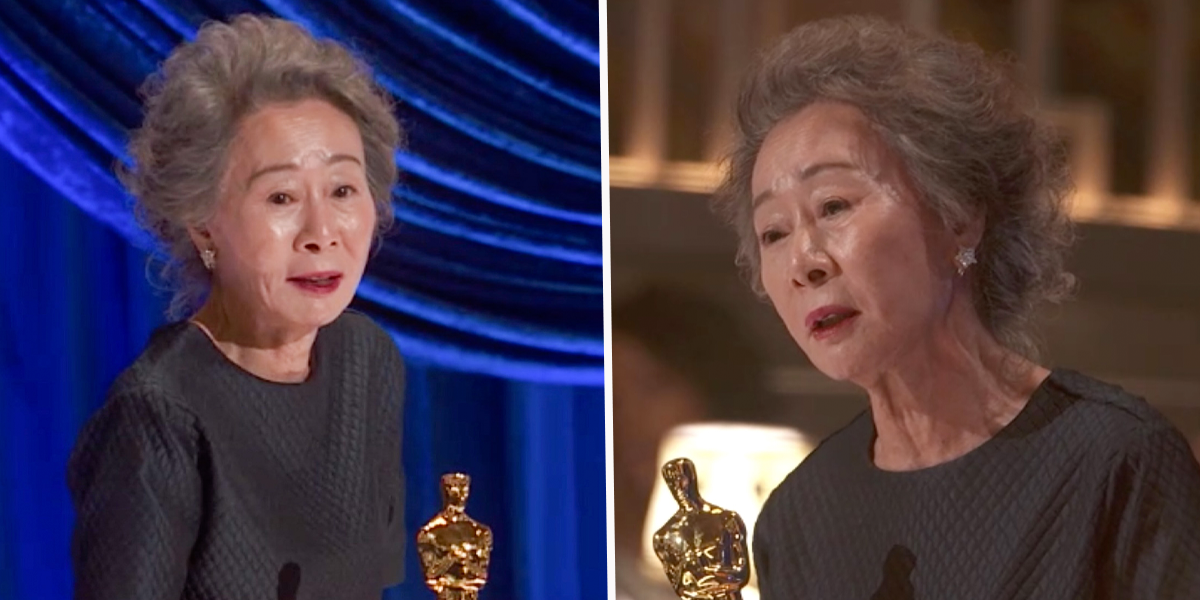 Yuh-Jung Youn Makes History as First Asian Actress To Win an Oscar in 63 Years