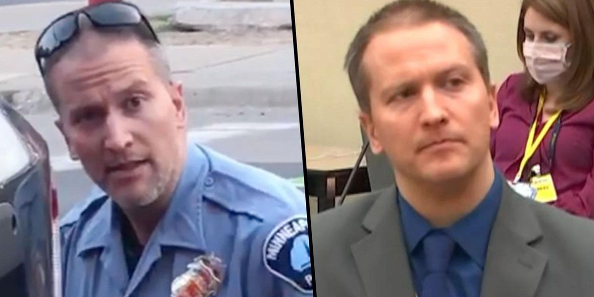 Former Minneapolis Police Officer Claims Derek Chauvin Guilty Verdict Is a 'Tragedy'