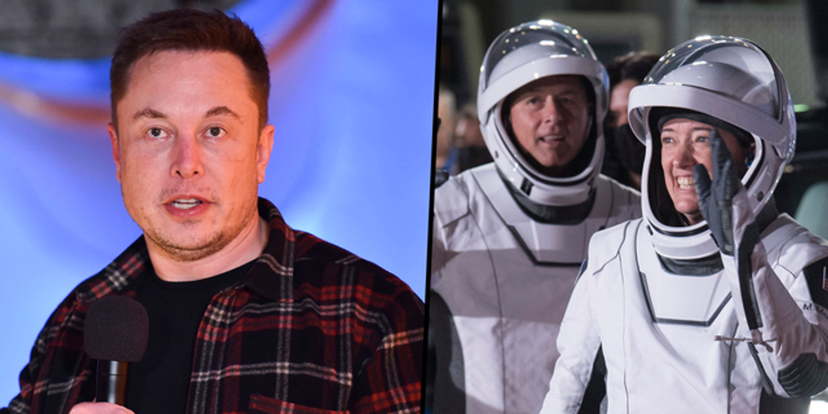 Elon Musk Says 'a Bunch of People Will Probably Die' During SpaceX's Initial Voyages to Mars