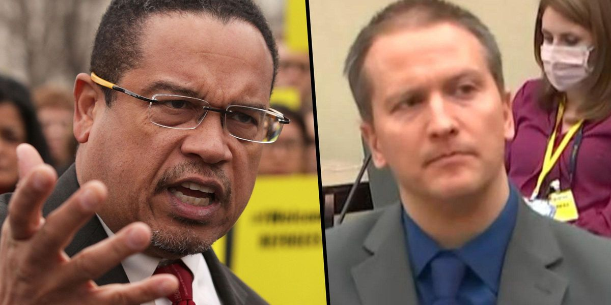 Minnesota Attorney General Keith Ellison Says He 'Felt a Little Bad' for Derek Chauvin After Guilty Verdict