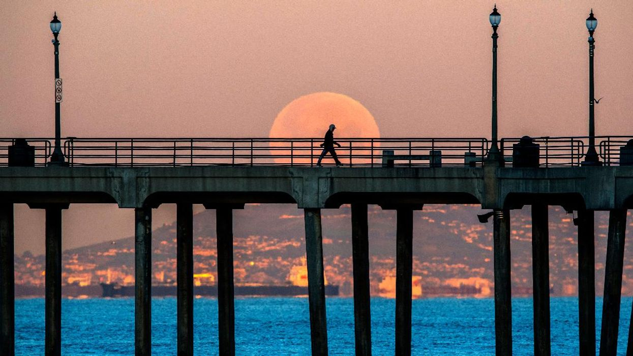 This Supermoon Has a Twist – Expect Flooding, but a Lunar Cycle Is Masking Effects of Sea Level Rise