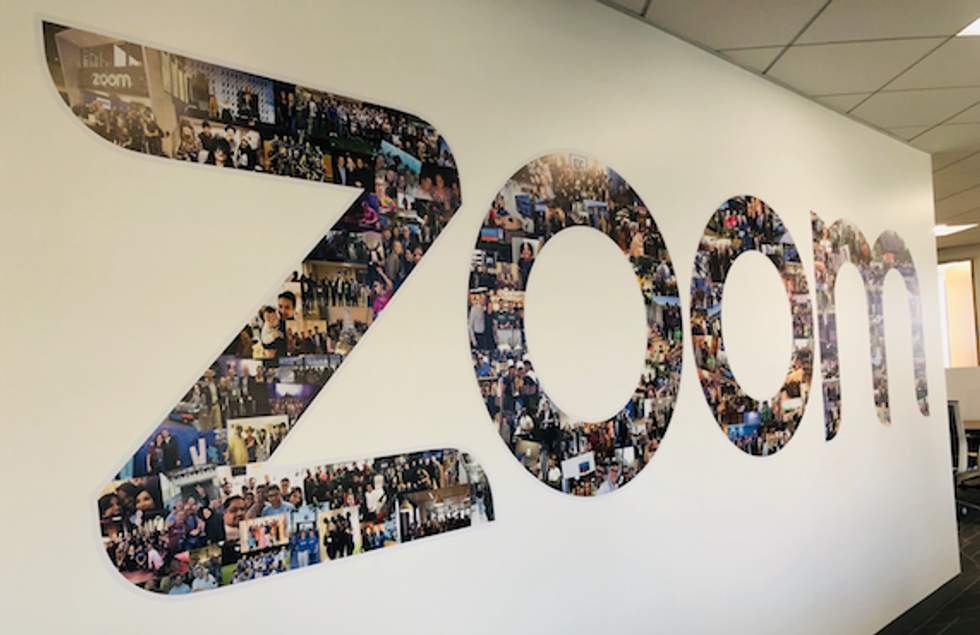 Zoom is hiring for several positions.