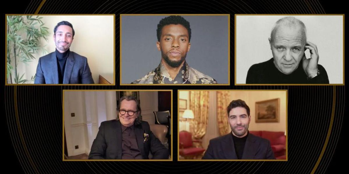 What Happened With Anthony Hopkins and Chadwick Boseman?