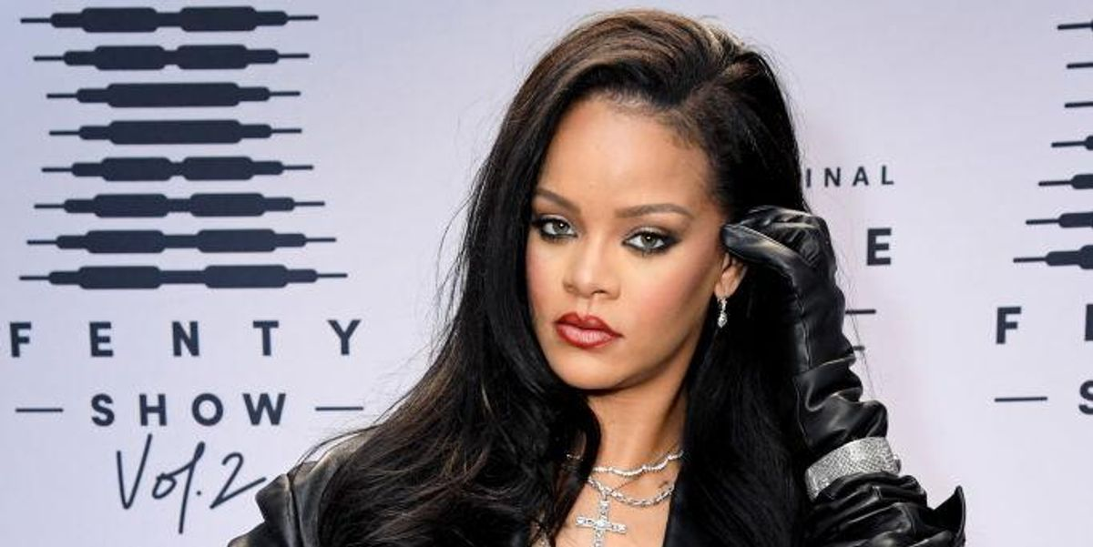No One Recognized Rihanna at a New York #StopAsianHate Rally