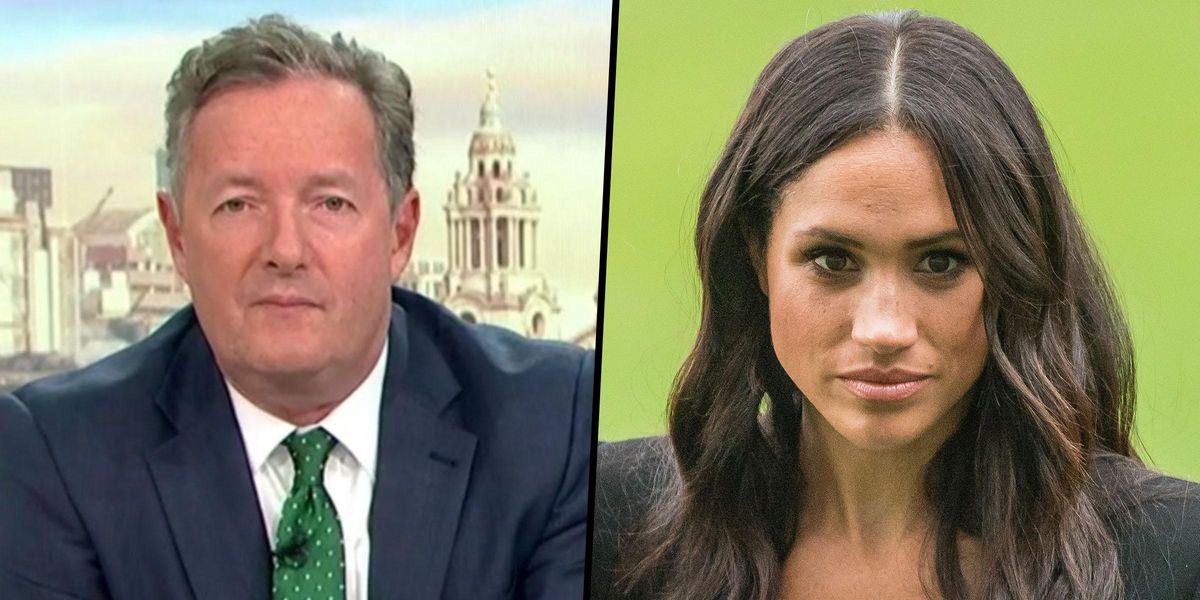 Piers Morgan Claims 17 Meghan Markle Remarks Were Lies in First TV Interview