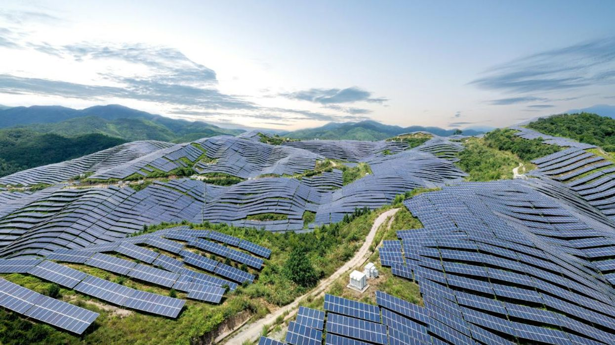 Renewable Energy Smashes Records in 2020
