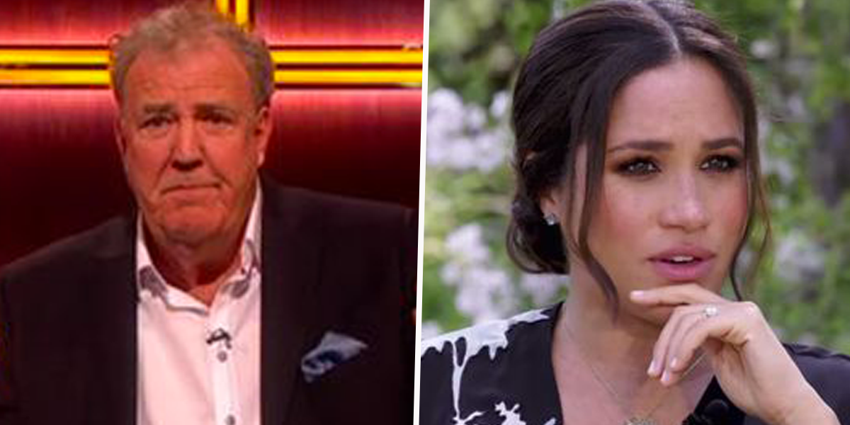 Jeremy Clarkson Accuses Meghan Markle of Farting During Oprah Interview