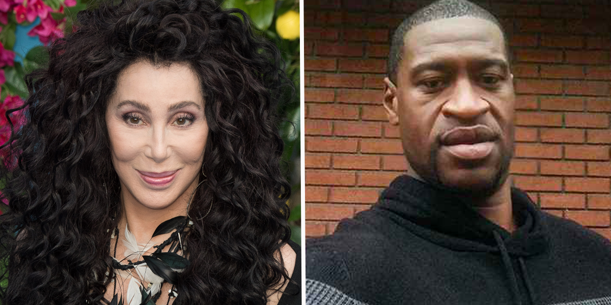 Cher Apologizes For Her Comments On George Floyd Amid Derek Chauvin Trial