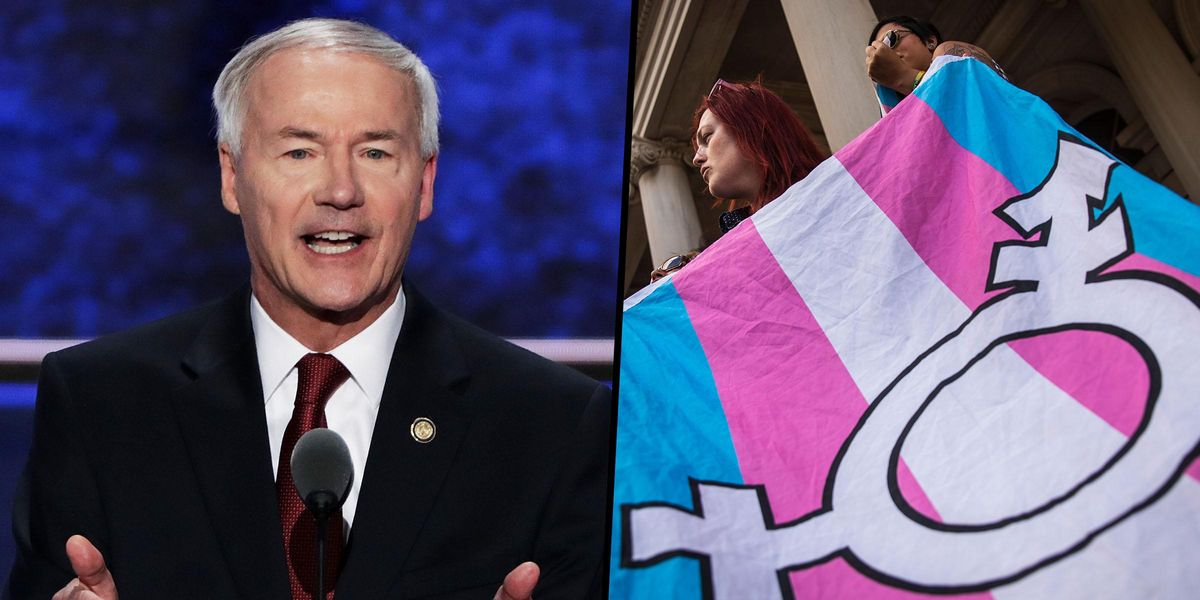Arkansas Overrides Governor's Veto and Bans Treatments for Transgender Youth