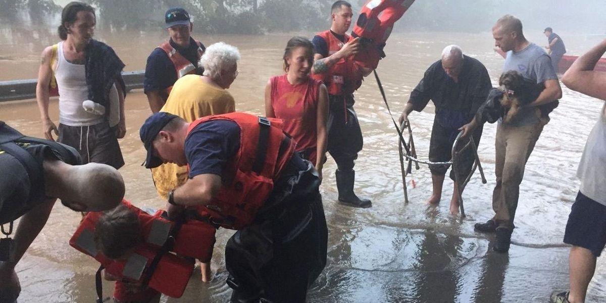 Flooding Virginia climate change