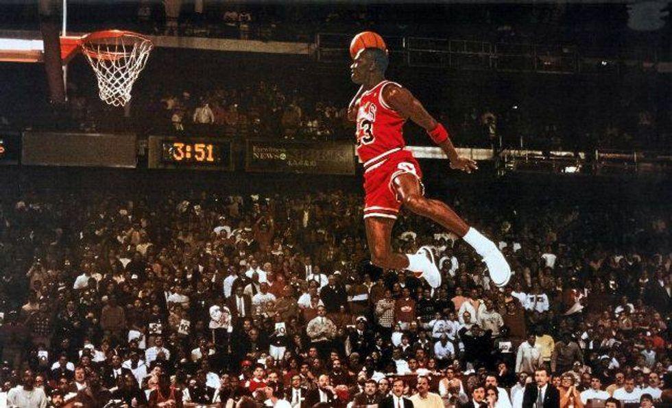 Michael Jordan | Kip-koech | Flickr