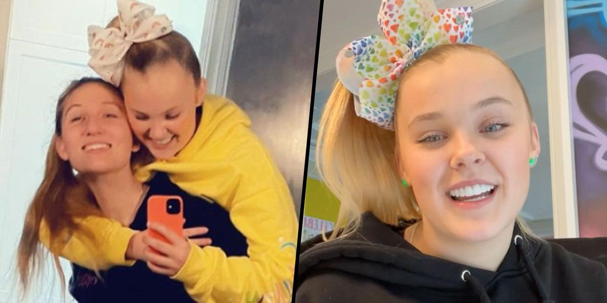Jojo Siwa Says She Feels 'So Personally Happy' for the First Time After Coming Out as Gay