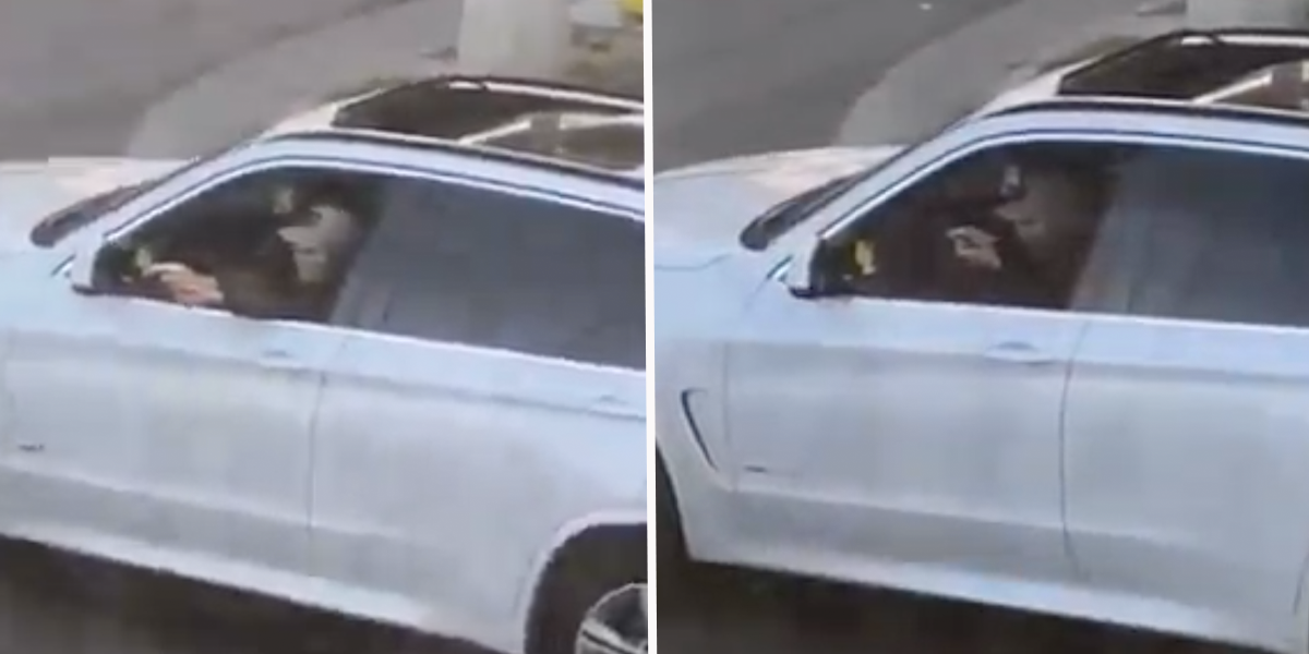 L.A Driver Asks If 'Anybody Wants To Die Now' While Pointing A Gun And Opening Fire