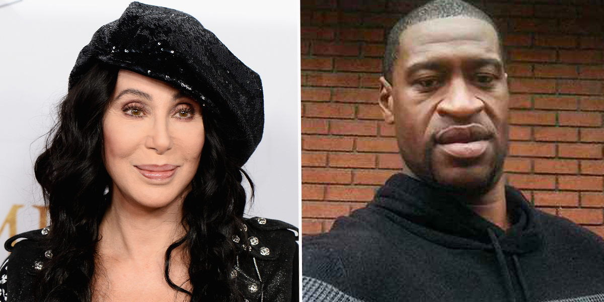 Cher Apologizes For Her Tweet About George Floyd's Death