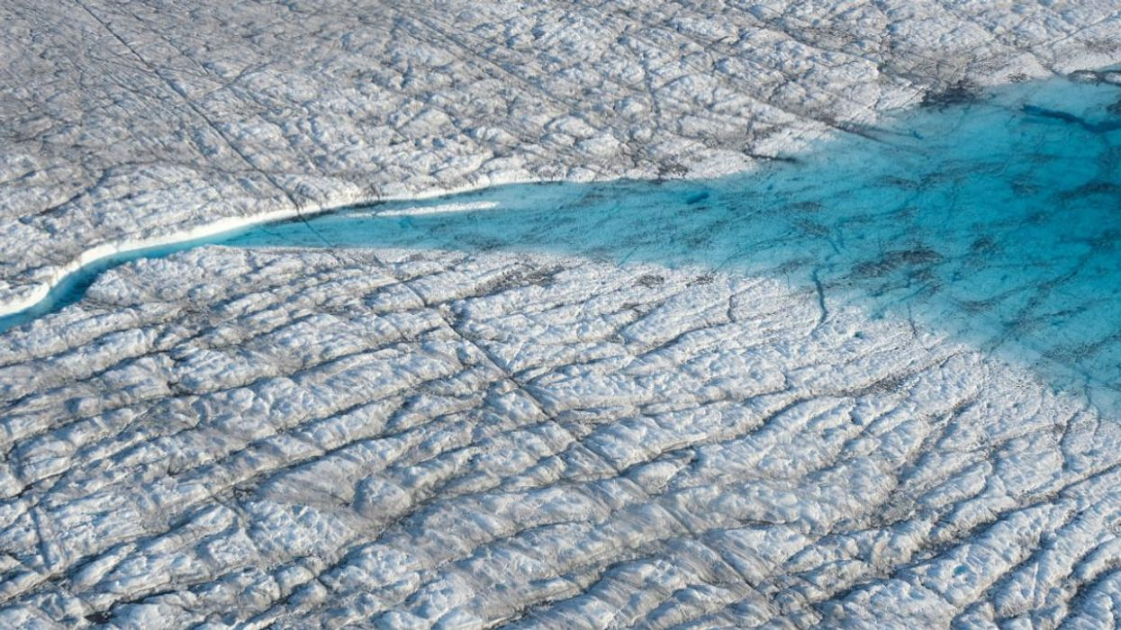 New Study Changes Understanding of How Greenland's Ice Melts