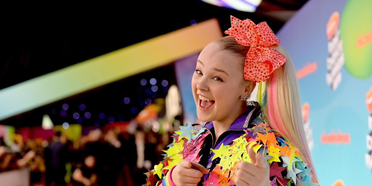 JoJo Siwa Couldn't Sleep for Three Days After Coming Out