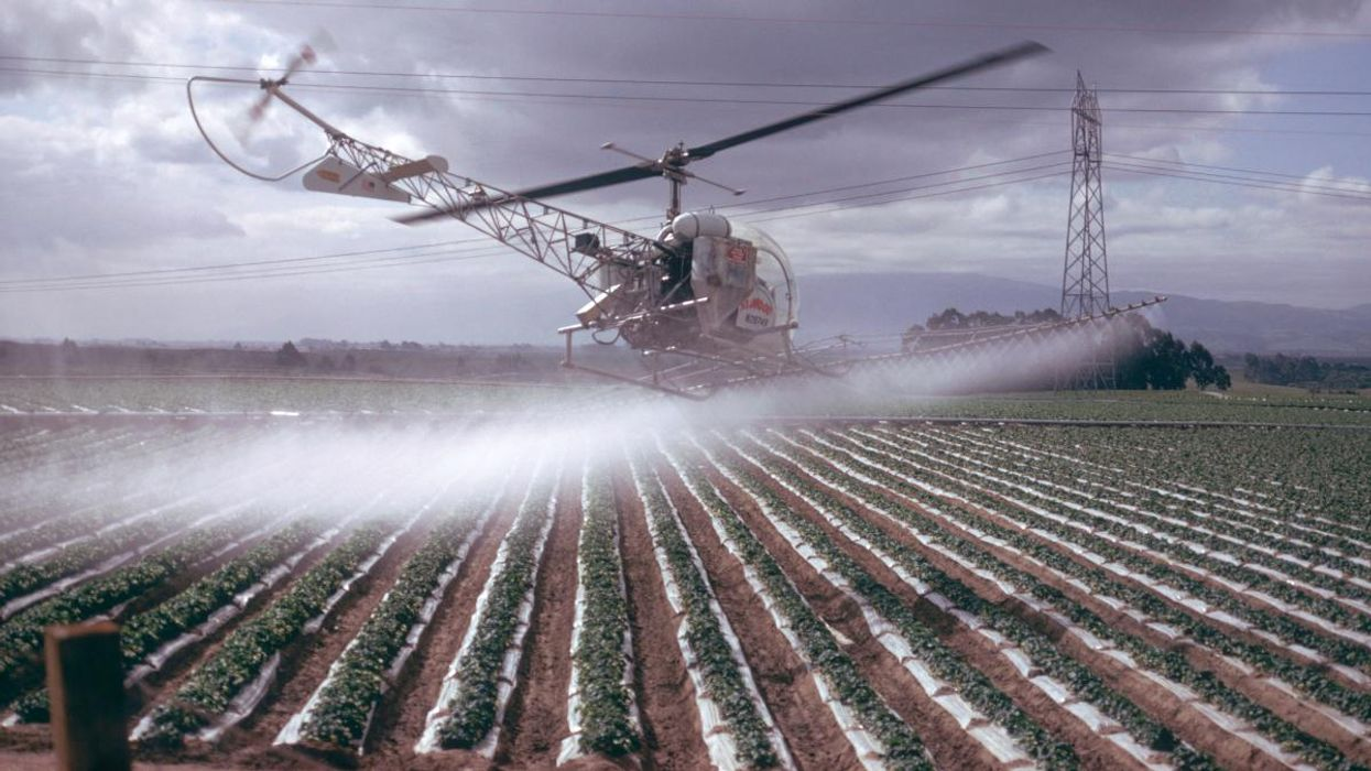 Study Links Pesticide Exposure to Childhood Central Nervous System Tumors