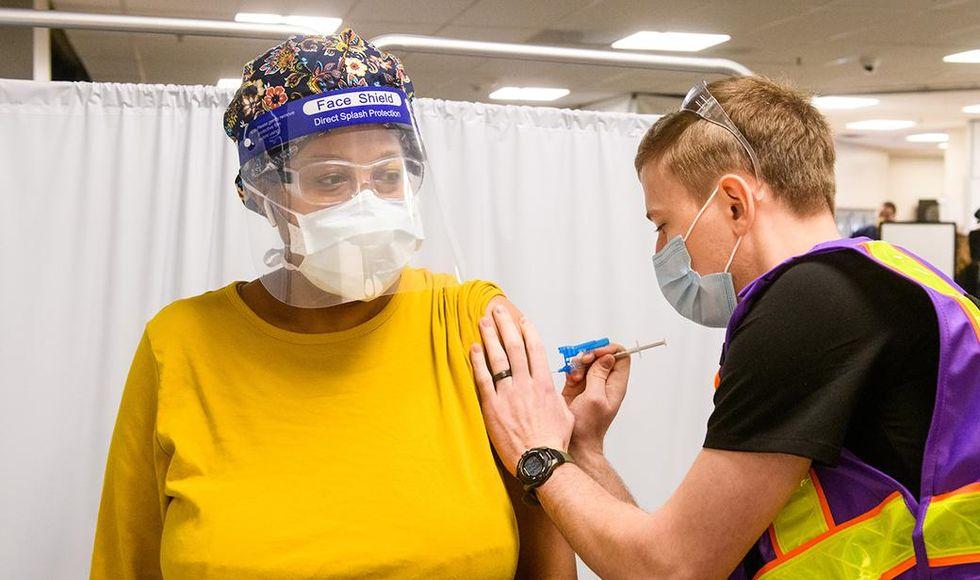 Getting A Vaccine: A Thread