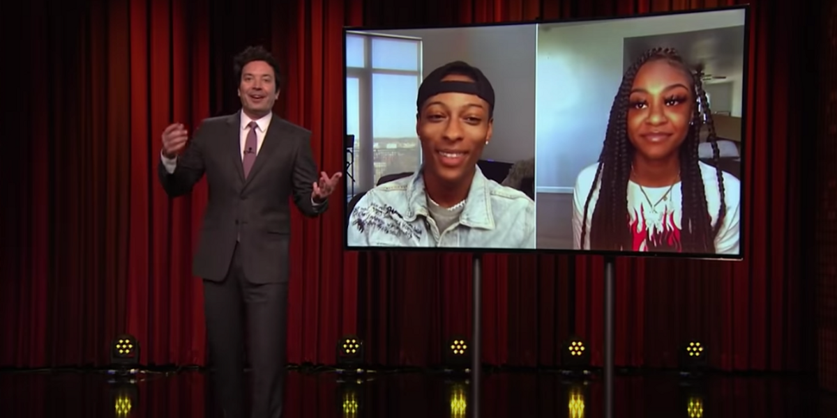 Jimmy Fallon Hosts Viral TikTok Creators After Addison Rae Controversy
