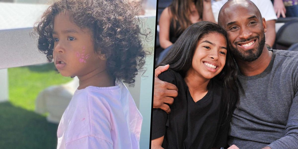Vanessa Bryant Says 21-Month-Year Old Capri Is 'Daddy and Gigi's Twin'