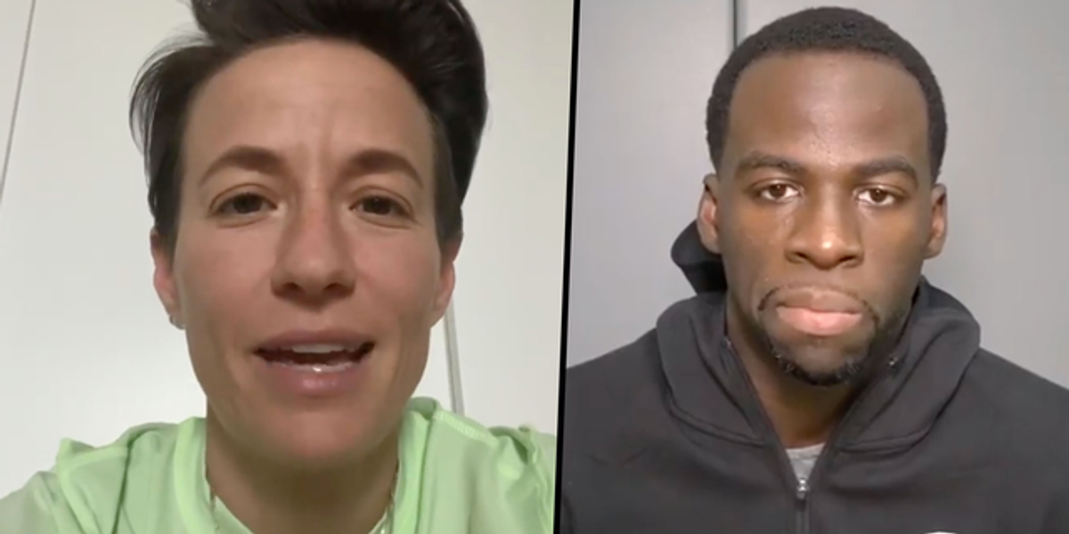 Megan Rapinoe Schools NBA Star Over Gender Pay Gap Remarks