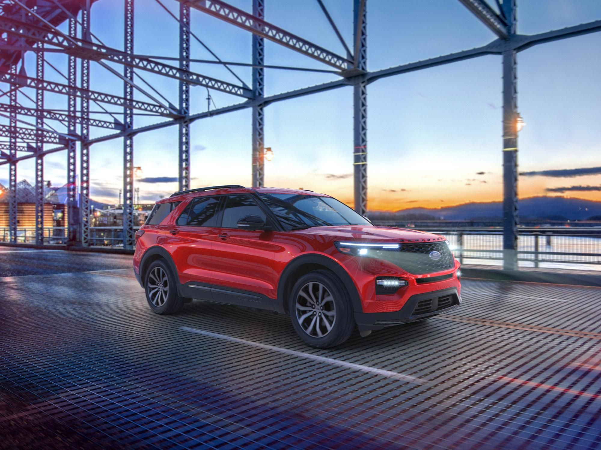 Ford adds 3 new models to Explorer lineup for 2021