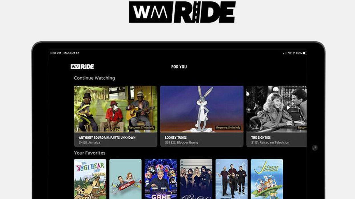 New WarnerMediaRIDE App delivers on-demand streaming content to Toyota, Lexus vehicles