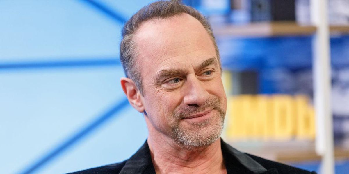 Christopher Meloni Could Open a Bakery With All That Cake