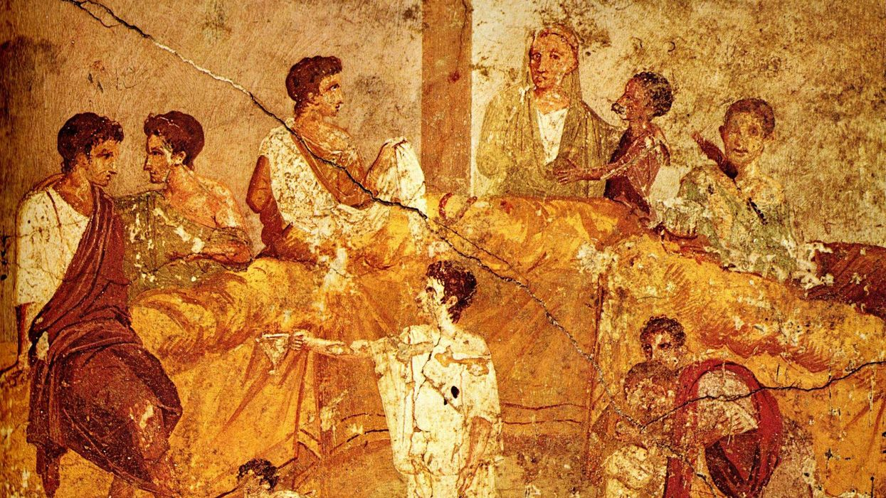 Lessons from the Roman Empire about the danger of luxury