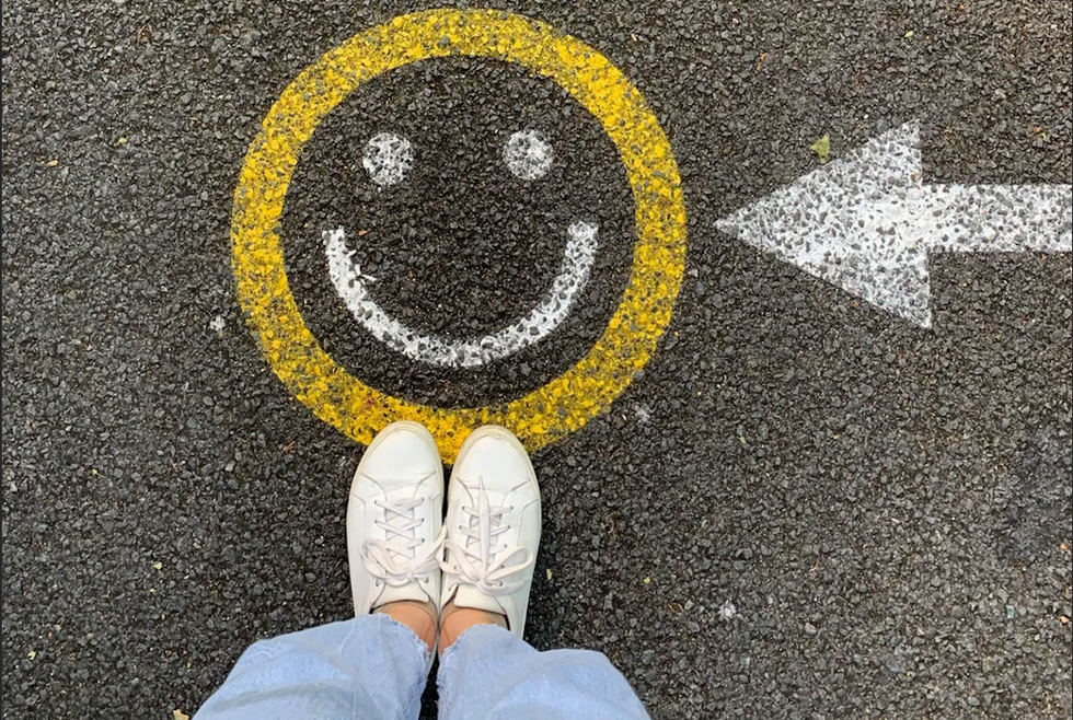 10 Small Ways To Brighten Your Day