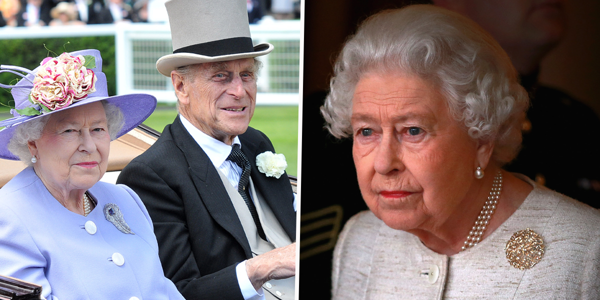 The Queen Pays Tribute to Prince Philip After His Death