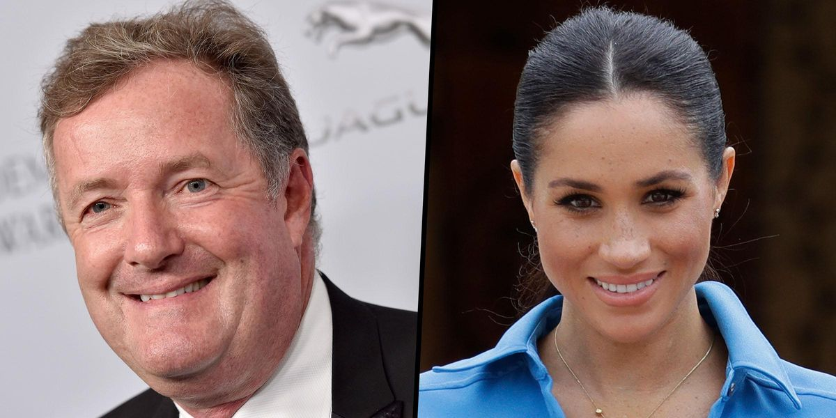 Meghan Markle Has 'Aggressive Legal Team' to 'Fight Back' Against Piers Morgan
